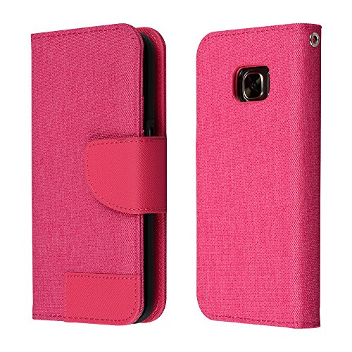 galaxy s7 wallet case  premium flip case for samsung