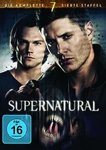 Supernatural - Die komplette siebte Staffel [6 DVDs]