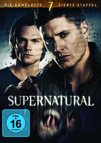 DVD * Supernatural * Staffel 7 [Import anglais]
