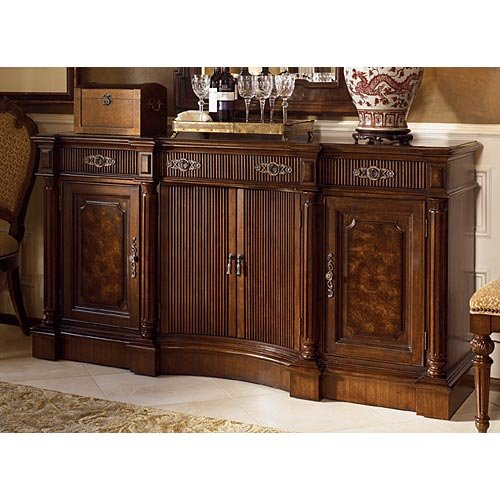 Buy Low Price Trump Home Westchester Elmsford Sideboard In Medium Brown 01 0652 852 Kitchen
