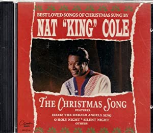 "Nat ""King"" Cole - Nat ""King"" Cole the Christmas Song - Amazon.com Music"