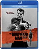 The November Man [Blu-ray + DVD] (Bilingual)