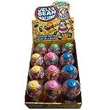 12 x Mini Jelly Beans Machine - Fun Sweets Dispenser - Wholesale Bulk Buy