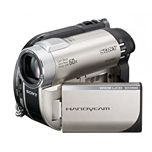 Sony DCR-DVD650 DVD Handycam® Camcorder