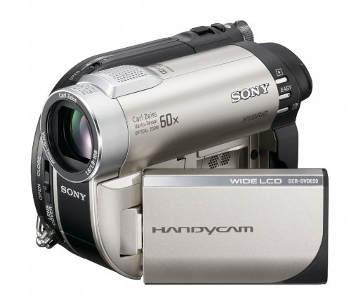 Sony DCR-DVD650 DVD Camcorder