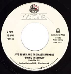 Jive Bunny And The Mastermixers Swing The Mood Glenn