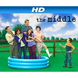 The Middle: The Complete Second Season [HD]