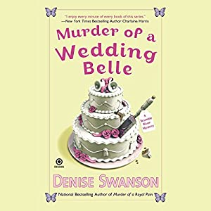 Murder of a Wedding Belle Hörbuch