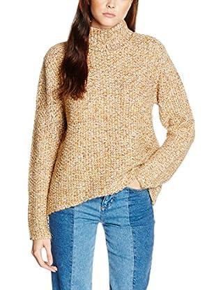 VILA CLOTHES Jersey (Beige)