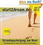 Strandspaziergang am Meer: Phantasier...