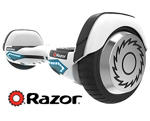 Razor-Hovertrax-20-Hoverboard-Self-Balancing-Smart-Scooter-White