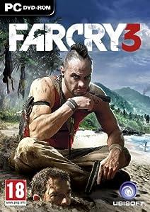 Far Cry 3 (PC DVD)