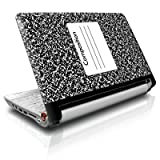 Composition Notebook Design Protective Decal Skin Sticker for Acer (Aspire ONE) 10.1 - Inch (532H) Netbook Laptop Only