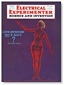 The Electrical Experimenter 1919-04 Vol 6 No 12 #72: My Inventions by Nikola Tesla: Part 3 My Later Endeavors, The Discovery of the Rotating Magnetic Field