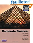 Corporate Finance: The Core with MyFi...