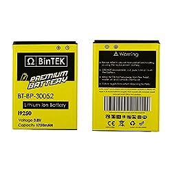 BinTEK Brand Samsung Galaxy Nexus Battery Samsung Galaxy S Blaze Battery EB-L1F2HVU 1750mAh Li-Ion Premium Galaxy Nexus Battery i9250 / Compatible with i9250 i9250M T769