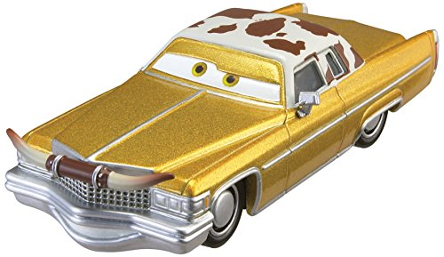 Disney/Pixar Cars Tex Dinoco Diecast Vehicle