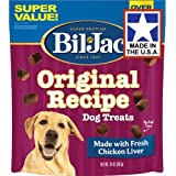 Bil-Jac Liver Dog Treats - 20 oz.