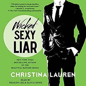 Wicked Sexy Liar Audiobook