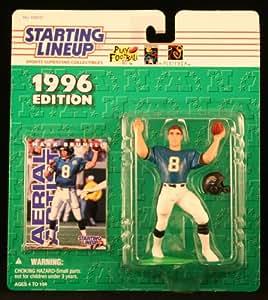 MARK BRUNELL / JACKSONVILLE JAGUARS 1996 NFL Starting Lineup Action Figure & Exclusive NFL Collector Trading Card