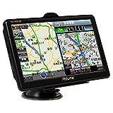 MAXWIN(マックスウィン)3年間地図更新無料 ワンセグ Bluetooth 7インチ ポータブルナビ NV-A002B