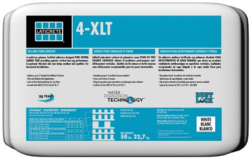Laticrete 4-XLT Grey - 50 lb Bag