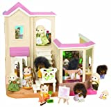 Sylvanian Families Beauty Salon with Hairdresser (Other Figures Not Included)