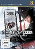 Ice Road Truckers - Staffel 1 (History) [4 DVDs]