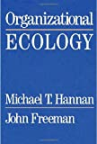img - for Organizational Ecology book / textbook / text book