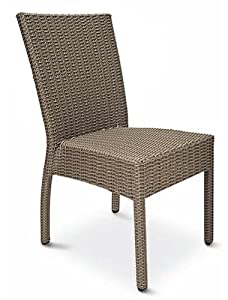 .com : Florida Seating WIC-02 Naples Collection Stackable Outdoor