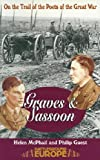 img - for Sassoon & Graves: On the Trail of the Poets of the Great War (Battleground) book / textbook / text book