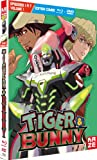 echange, troc Tiger & Bunny - coffret 1/4 - Combo [Blu-Ray] + DVD
