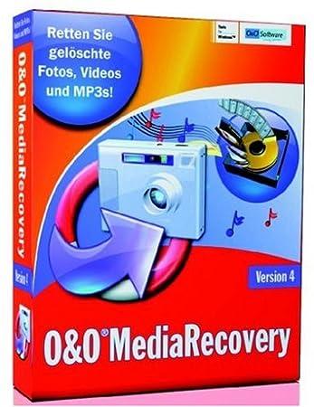 O&O MediaRecovery V4