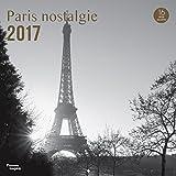 Nouvelles Images Calendrier 2017 Paris 16 mois 29 x 29 cm Noir/Blanc...