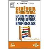 Gerência Financeira para Micro e Pequenas Empresas