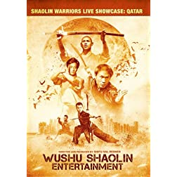 Shaolin Warriors Live Qatar