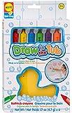 ALEX Toys Rub a Dub Draw in the Tub Bath Crayons