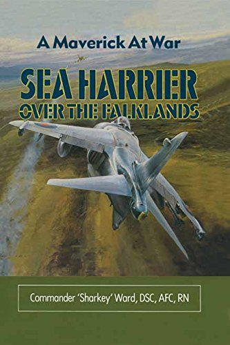 Sea Harrier Over the Falklands: A Maverick at War