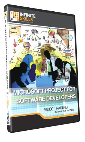 Microsoft Project For Software Developers - Training Dvd