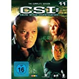 CSI: Crime Scene Investigation - Season 11 6 DVDs