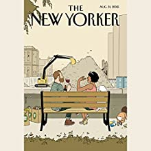 The New Yorker, August 31st 2015 (Evan Osnos, George Packer, Steve Coll)  by Evan Osnos, George Packer, Steve Coll Narrated by Dan Bernard, Christine Marshall