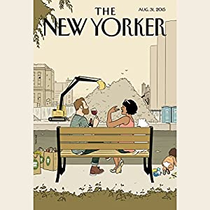 The New Yorker, August 31st 2015 (Evan Osnos, George Packer, Steve Coll) | [Evan Osnos, George Packer, Steve Coll]