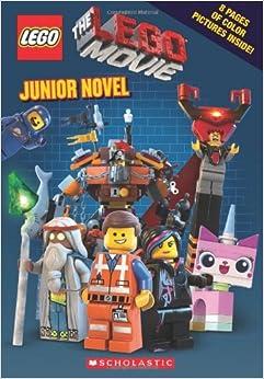 lego batman movie junior novel pdf