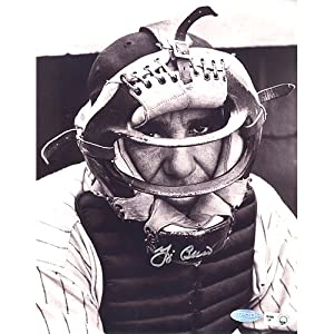 MLB Yogi Berra with Catcher