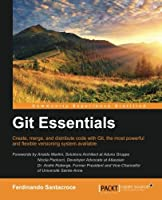 Git Essentials Front Cover