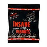 Insane Ghost Pepper Peanuts - Hot as Hell Seasoned Peanuts...