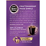Nescafe Taster's Choice 100% Colombian 16 Piece Instant Coffee Single Serve Sticks, 1.69 oz