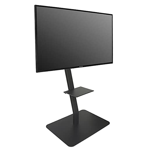 "L&C Cloud Supporto per TV da 32"" a 55"", 116 cm, Nero Raggrinzito"