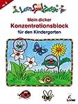 LernSpielZwerge �bungsblock: Mein dic...