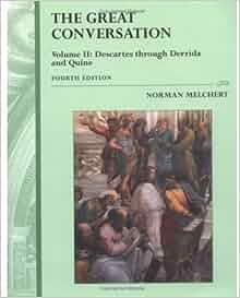 MELCHERT PDF CONVERSATION THE GREAT NORMAN
